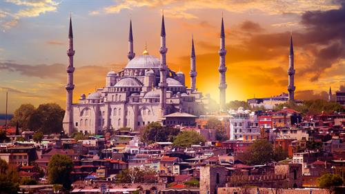 Istanbul Classics 7 Night 8 Day - Ada Homes Hotel